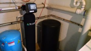 Lancaster, PA water softener installation
